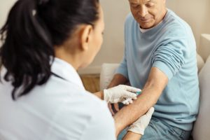 what is intravenous injection