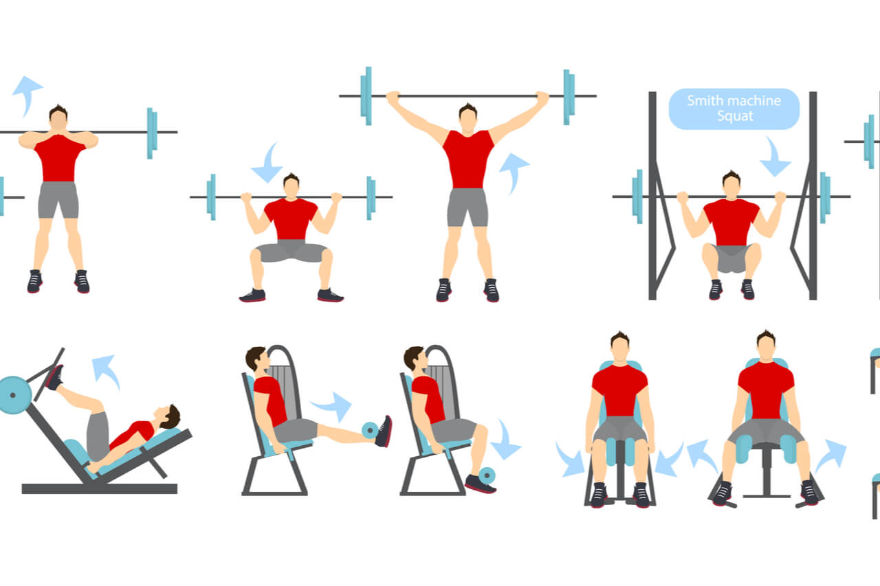 What Are The Leg Strengthening Exercises I Can Do At Home?
